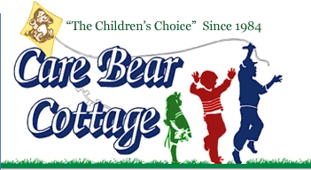 Classical Beginnings' Care Bear Cottage